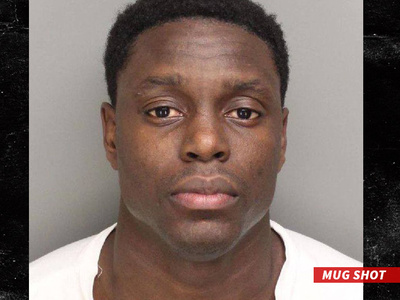 NBA's Darren Collison -- Arrested for Domestic Violence (MUG SHOT)