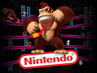 Nintendo Sued -- Donkey Kong Costume NOT a Barrel of Laughs