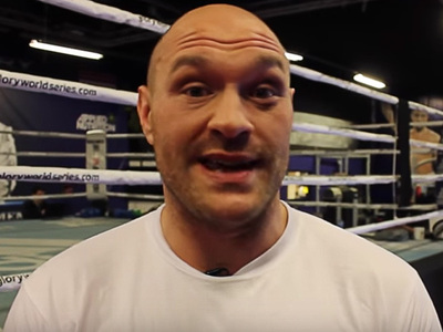 Tyson Fury -- I'll Sexually Assault Deontay Wilder ... 'Gonna Be My Bitch' (VIDEO)