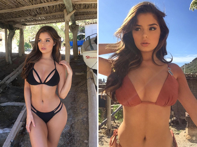 Demi Rose -- Two for the Price of Wow (PHOTO)