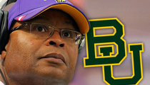 Mike Singletary -- I'm Interested In Baylor Coaching Job