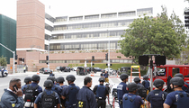 UCLA Shooting -- Trigger Pulled in Professor's Office