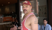 Chuck Liddell -- Van Damme Is 'Ridiculous' ... I Kick Pretty Damn Good (VIDEO)