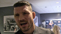 Michael Bisping -- I'm A Real Actor ... Conor McGregor Not So Much (VIDEO)