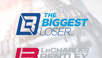 'The Biggest Loser' -- Ex-NFL Lineman Says ... You Jacked My Logo!!!