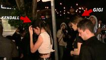 Gigi Hadid -- Screw Zayn ... I'm Hangin' with Kendall (VIDEO)