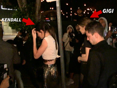 Gigi Hadid -- Screw Zayn ... I'm Hangin' with Kendall (VIDEO)