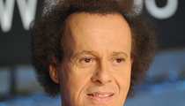 Richard Simmons -- Hospitalized For 'Bizarre Behavior'