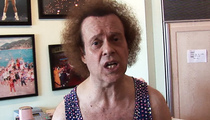 Richard Simmons - 'I Was Dehydrated'