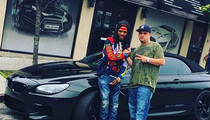 Fetty Wap -- Catch Me If You Can ... Betcha 800 Horses Ya Can't (PHOTO + VIDEO)