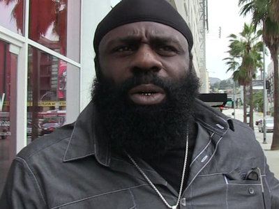 Kimbo Slice -- Hospitalized In Florida ... Dire Situation