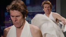 Willem Dafoe -- Who Wants My Super Bowl Dress?