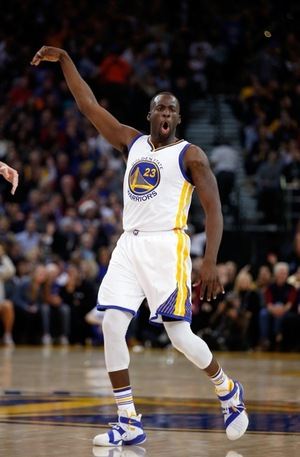 Draymond Green's Pumped Up Pics!