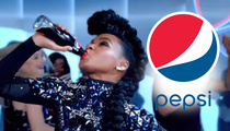 Pepsi -- Sued Over Super Bowl Commercial ... You Jacked Our Idea!