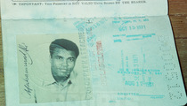 Muhammad Ali -- Gifted Passport Now Up for Auction (PHOTOS)