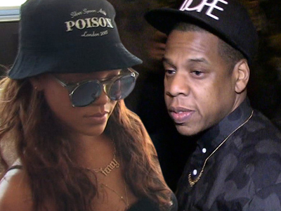 Rihanna & Jay Z Sued -- She's Unfaithful to Fans and My Pockets