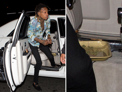 Wiz Khalifa -- This Is How I Roll Up (PHOTOS)