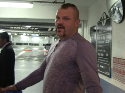 Chuck Liddell -- I Love Brock Lesnar ... But He Ain't No Bo Jackson (VIDEO)