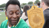 Pele -- World Cup Medal Sells For $500k!!