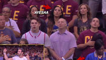 Steph Curry -- 'Warriors Girl' Scores Better Seat Than Ayesha!!