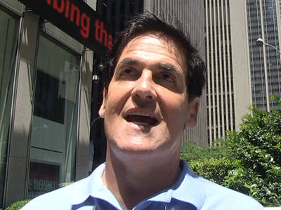 Mark Cuban -- I'm With LeBron ... Totally Rooting For The Cavs (VIDEO)