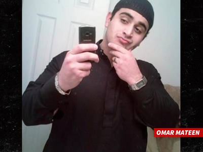 Orlando Mass Murderer -- He Beat Me Over Dirty Laundry ... Says Ex-Wife