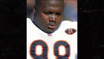 Ex-NFL Lineman -- Found Dead In Milwaukee Motel