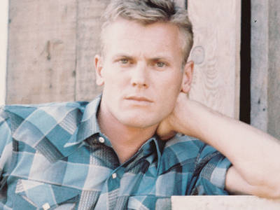 '50s Heartthrob Tab Hunter: 'Memba Him?!