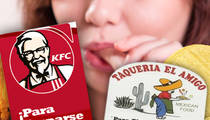 KFC Sued -- Oye Coronel ... That's OUR Spanish Slogan!!!