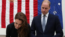 Prince William & Kate Middleton -- Sending Orlando 'Deepest Condolences' (PHOTOS)