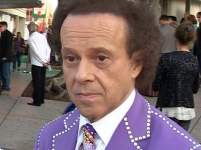 Richard Simmons -- I'm Not Transitioning ... But Orlando Needs Love