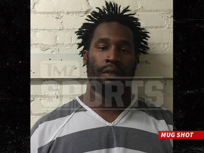 Amar'e Stoudemire's Brother -- Allegedly Kidnapped & Beat Ex-GF ... Locked Her In Basement (MUG SHOT)