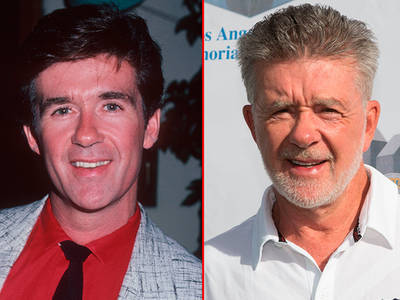 Alan Thicke -- Good Genes or Good Docs?