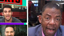 O.J. Simpson's Lawyer -- Blasts Stephen A. Smith ... You're Insane If You Think You Could've Convicted O.J. (VIDEO)