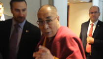 Dalai Lama -- My Favorite Richard Gere Movie Is ... (VIDEO)