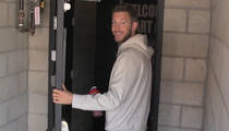Calvin Harris -- Don't Cry Me a River ... 'All Good' with Taylor Swift (VIDEO)