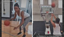 Gabrielle Union -- She Got Game ... Killer Crossover, Wet Jumper (VIDEO)