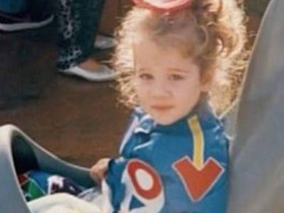 Guess Who This Curly-Haired Cutie Turned Into! (PHOTO GALLERY)