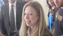 Chelsea Clinton -- I'm A Momma Again ... And My Kid's Got A Presidential Name