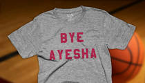Ayesha Curry -- 'Bye Ayesha' Shirts ... Selling Like Crazy (PHOTO)