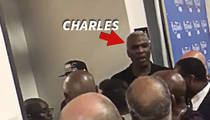 Charles Oakley to Game 7 Security -- 'Touch Me, See What Happens' (VIDEO)