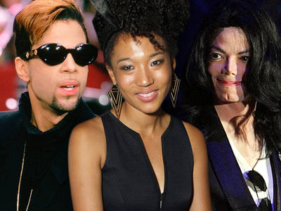 Prince -- Singer with Him During Plane Overdose ... Also with Michael Jackson Days Before He Died