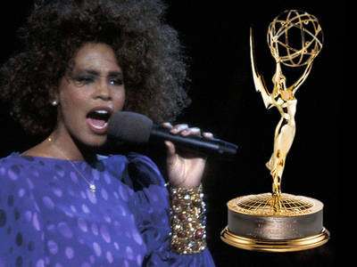 Whitney Houston -- Emmy Battle Heading for Court