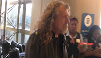 Robert Plant -- Whole Lotta Love for 'Stairway to Heaven' Jury (VIDEO)
