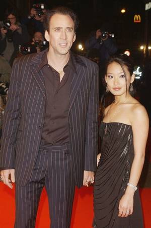 Nicolas Cage and Alice Kim -- Better Times