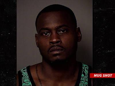 NFL's Tarvaris Jackson Arrested -- Allegedly Pulls Gun on Wife ... 'I'll Kill You, Bitch' (MUG SHOT)