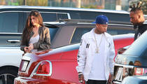 Kylie Jenner and Tyga -- No Doubt ... Back Together (PHOTOS)