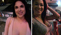 Strippers -- Rappers ... Way Better Customers than Jocks (VIDEO)