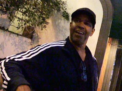 Denzel Washington -- I 'Tracked Down' Denzel Valentine ... I Love His Name! (VIDEO)