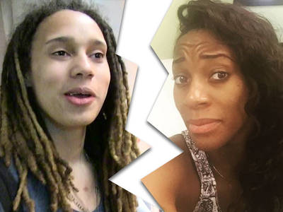 Brittney Griner -- I'M SINGLE AGAIN ... Divorce Finalized
